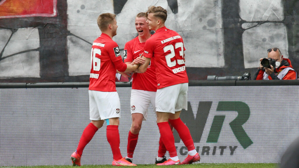 Kaiserslautern 3.Liga