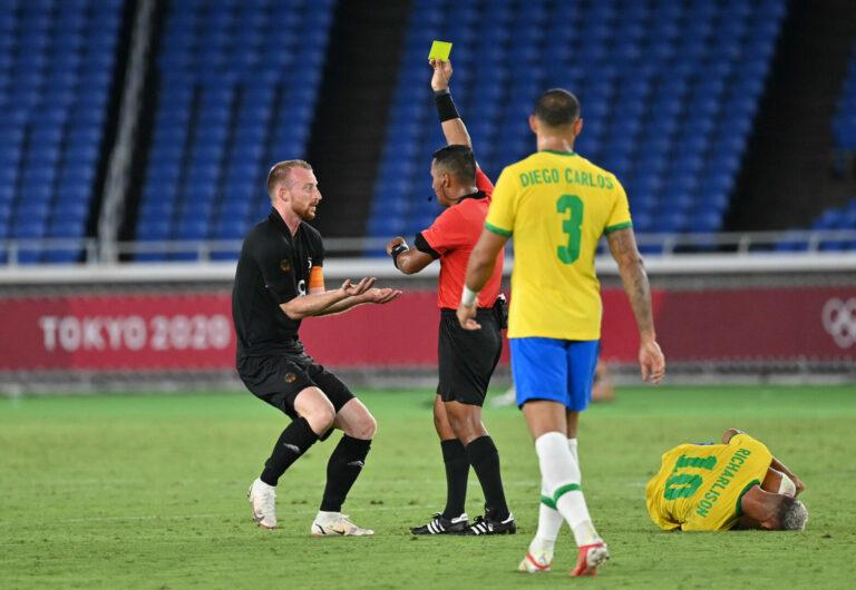 Olympia 2021 | DFB-Elf mit Fehlstart gegen Brasilien