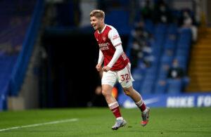 Smith Rowe (Arsenal) gegen Chelsea
