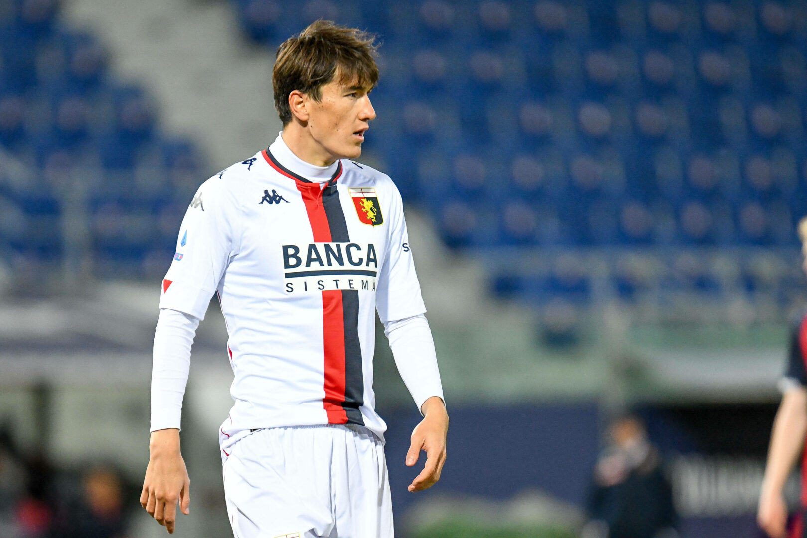 Eldor Shomurodov (Genua) Serie A