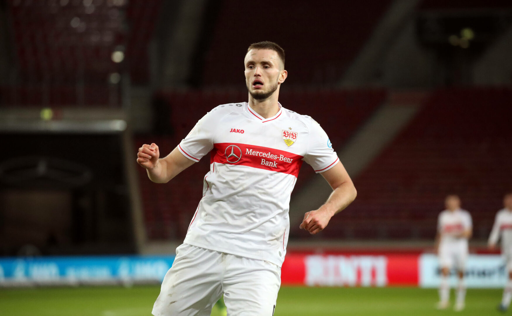 Kalajdzic (Stuttgart) Bundesliga