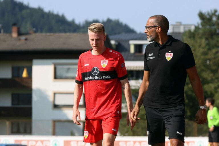 VfB Stuttgart: Neuzugang Führich verletzt – mehrere Wochen Pause