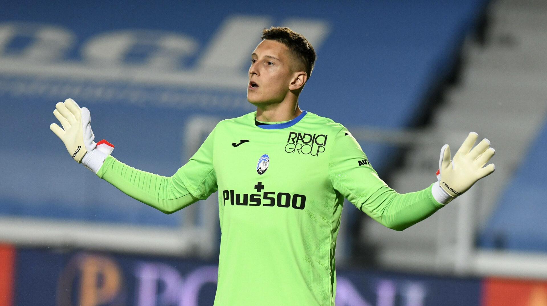 Bestätigt: Tottenham verpflichtet Atalanta-Keeper Gollini