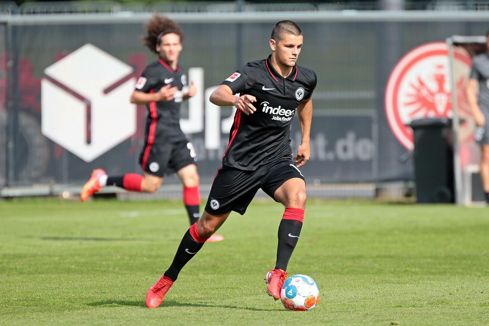 Eintracht Frankfurt: Joveljic steht vor dem Abgang
