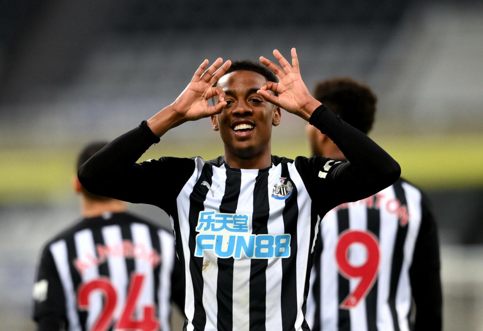 Willock, Maitland-Niles & co.: Newcastle will Mittelfeld verstärken