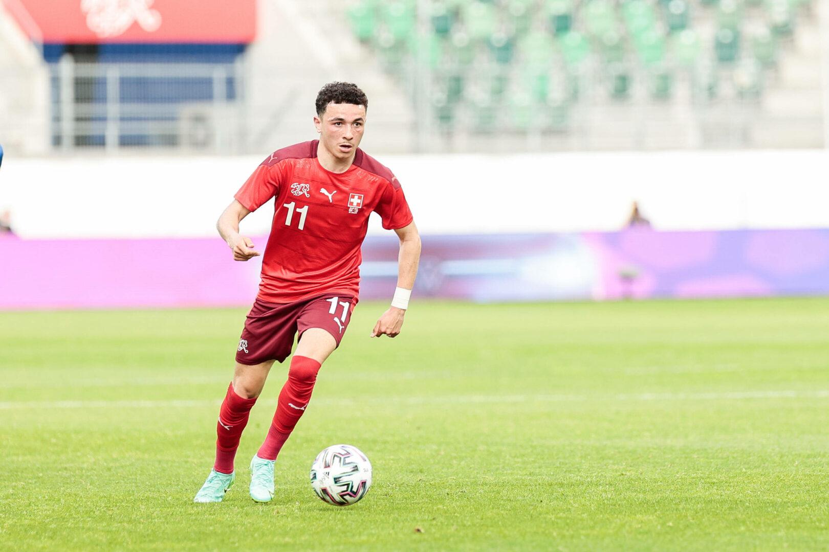 Bestätigt: Ruben Vargas verlängert Vertrag beim FC Augsburg