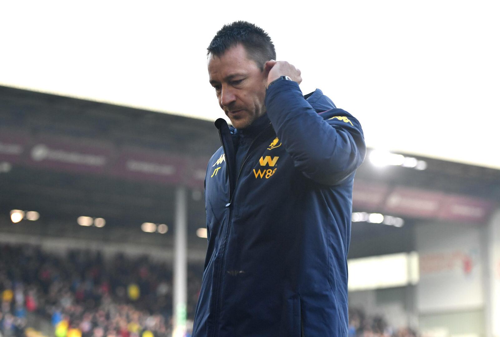 John Terry verlässt Aston Villa