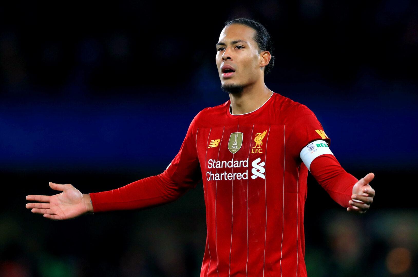 FC Liverpool: Van Dijk unmittelbar vor Comeback nach Kreuzbandriss!