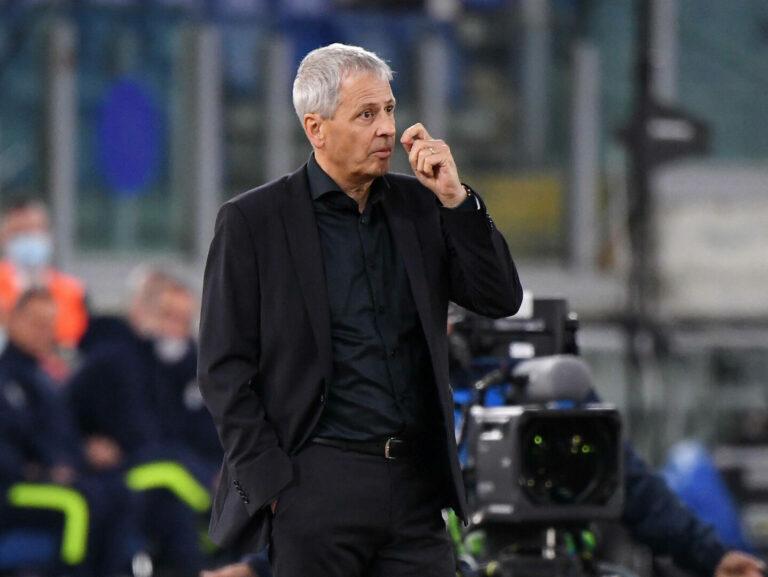 Lucien Favre soll Nationaltrainer der Schweiz werden!