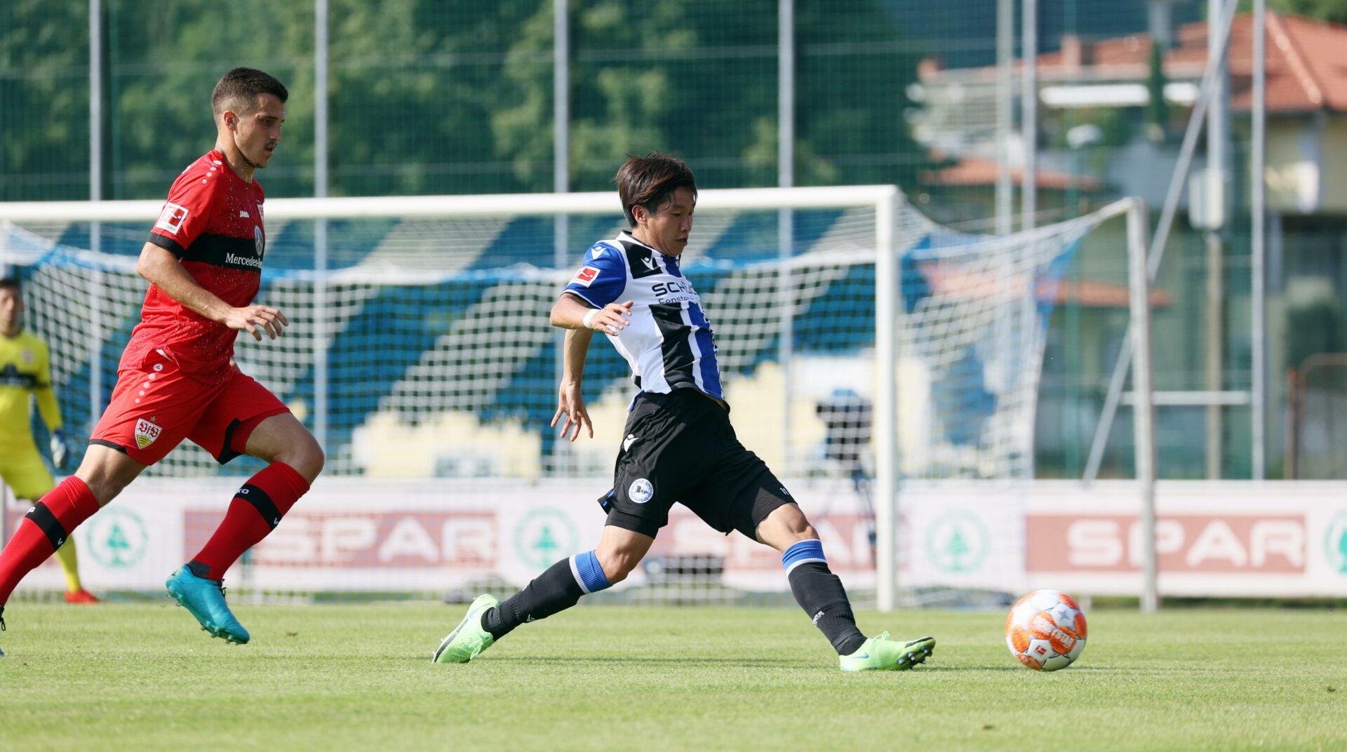 Bestätigt: Arminia Bielefeld verpflichtet Masaya Okugawa