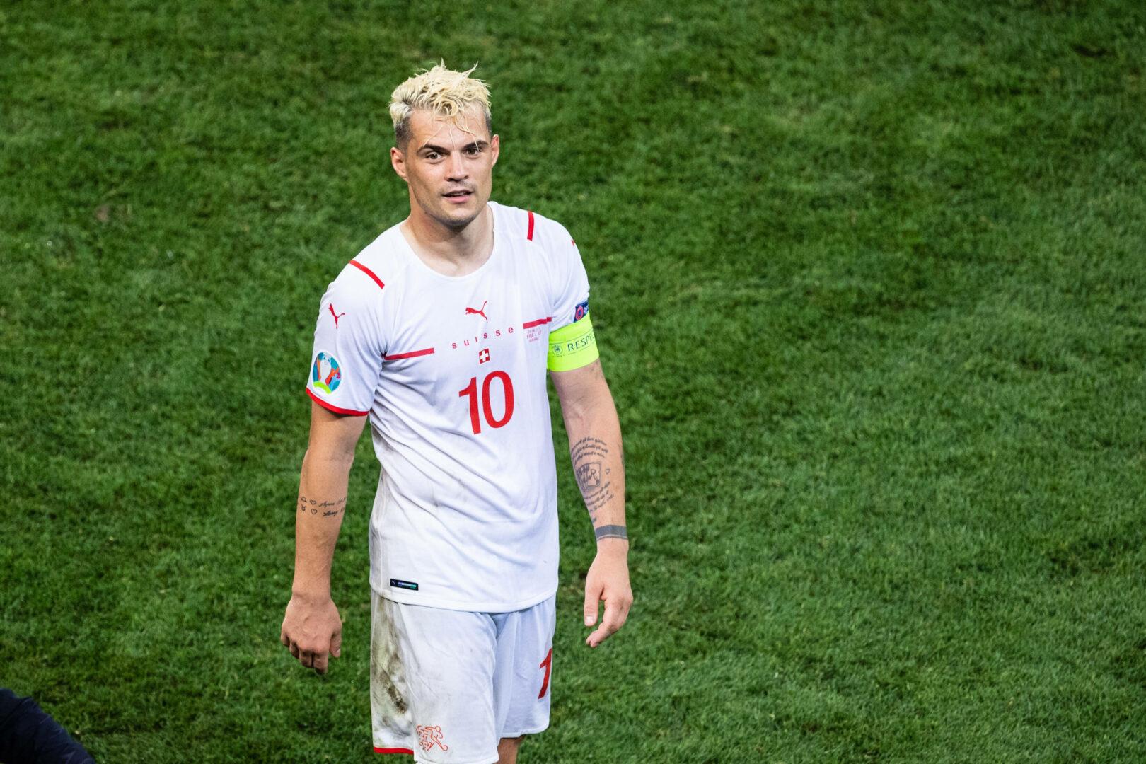 AS Roma | Transfer von Xhaka weiter in der Schwebe