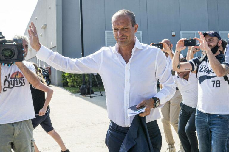 Juventus-Trainer Allegri bestätigt Absage an Real Madrid