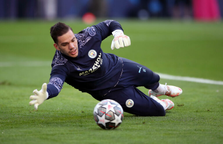 Manchester City: Torhüter Ederson soll langfristig verlängern!