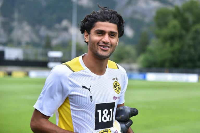 Bestätigt: Mo Dahoud unterschreibt neuen Vertrag beim BVB