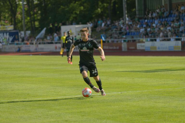 Werder | Johannes Eggestein vor Neustart in Antwerpen?