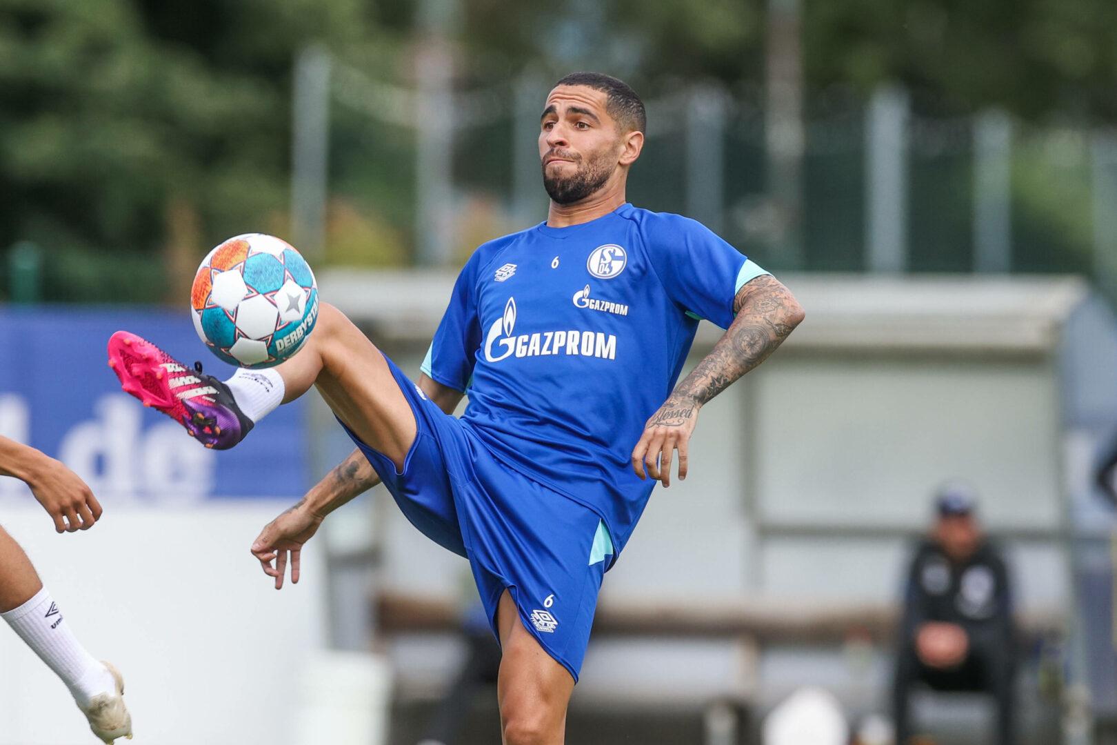 Mascarell Schalke Lok Moskau