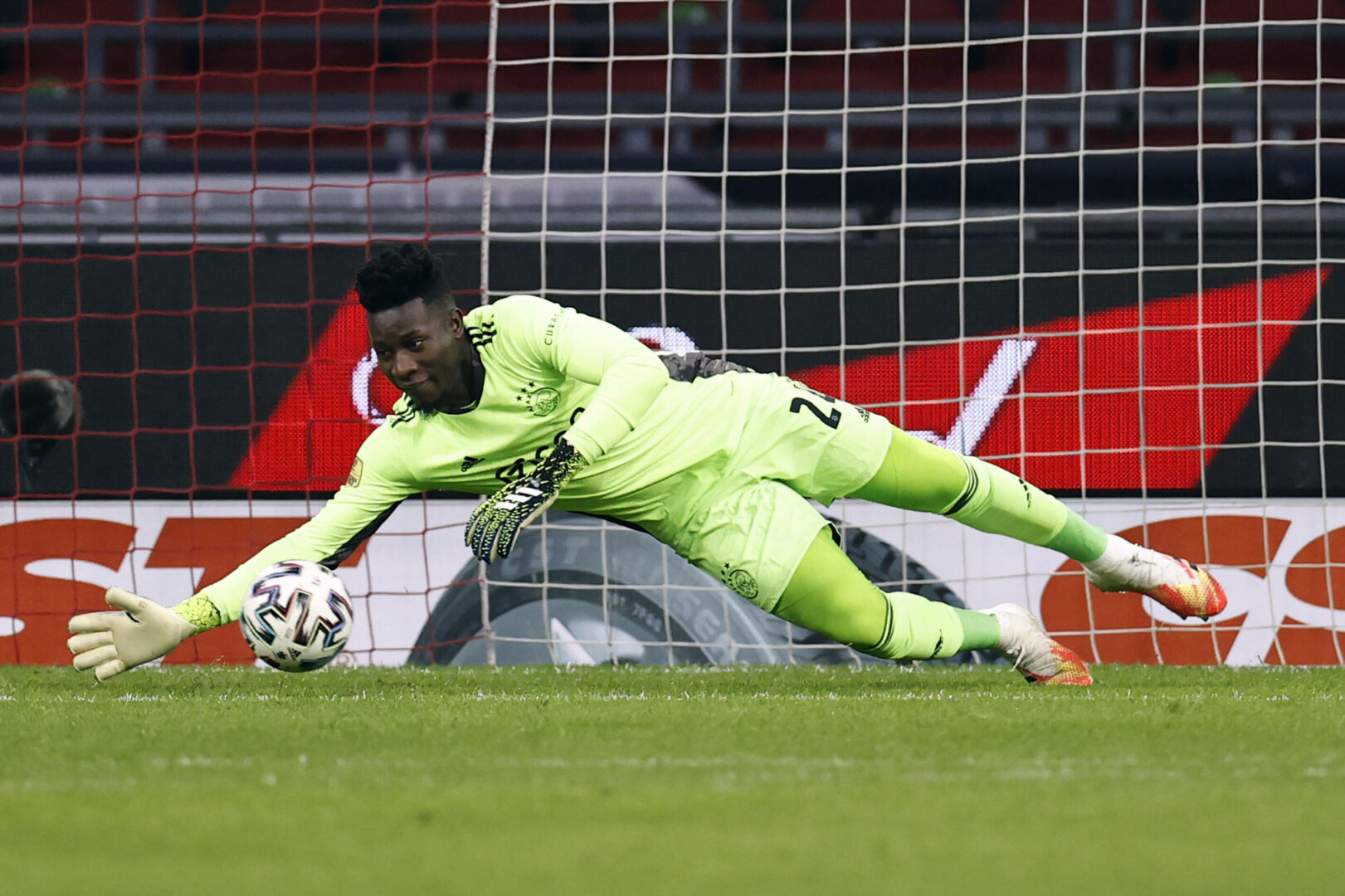 Wechsel rückt näher: Olympique Lyon mit Andre Onana einig
