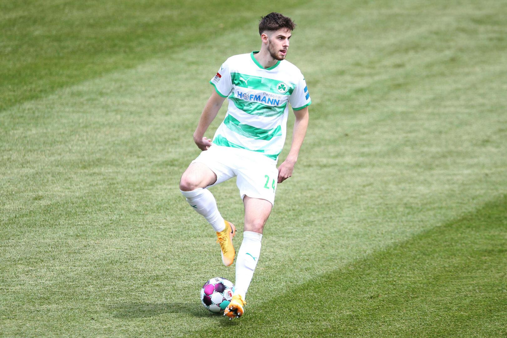 U21-Europameister Anton Stach vor Wechsel zu Mainz 05!