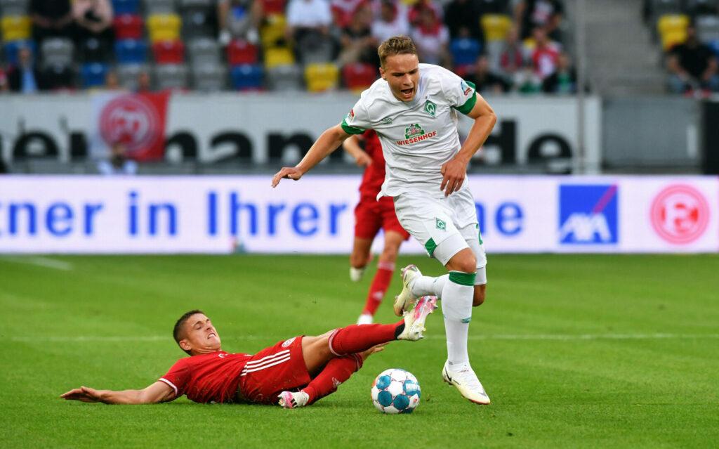 Fortuna Düsseldorf Werder Bremen