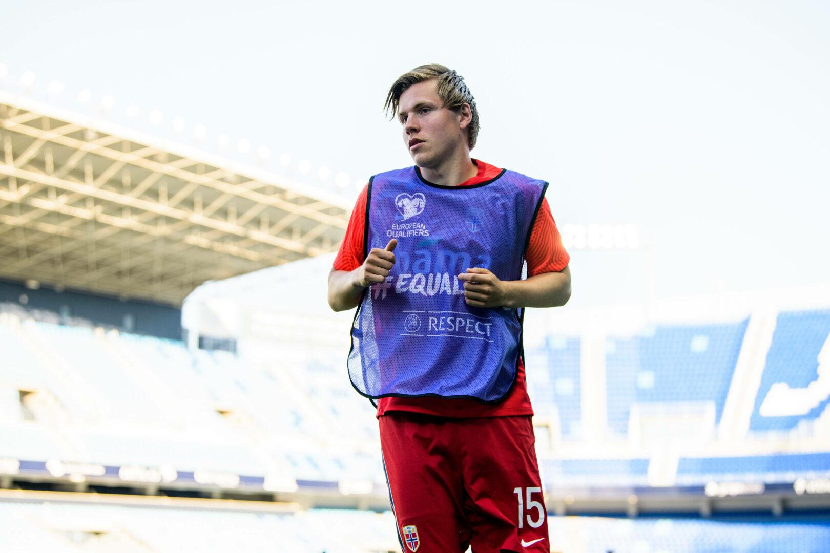 Eintracht Frankfurt: Transfer von Jens Petter Hauge rückt näher