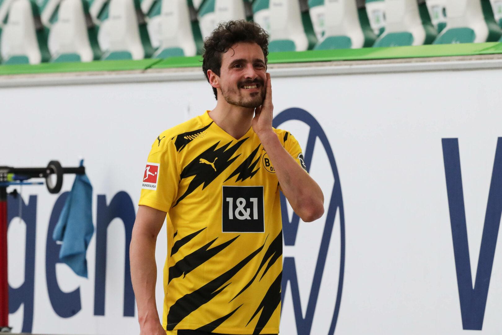 Thomas Delaney (Borussia Dortmund) hadert