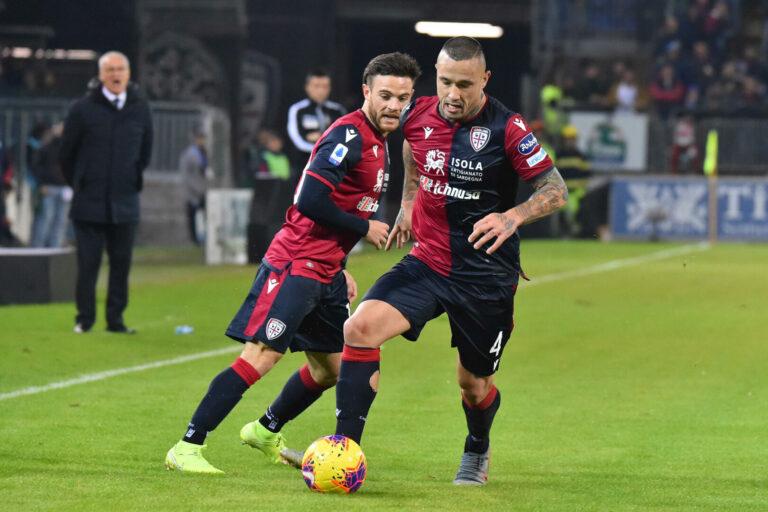 Nainggolan und Nández: Tauschdeal zwischen Inter und Cagliari?