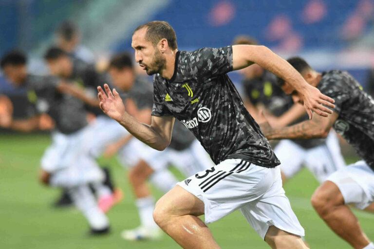 Bestätigt: Giorgio Chiellini verlängert Vertrag bei Juventus