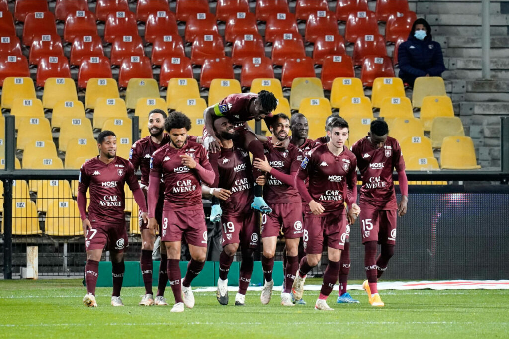 FC Metz Ligue 1