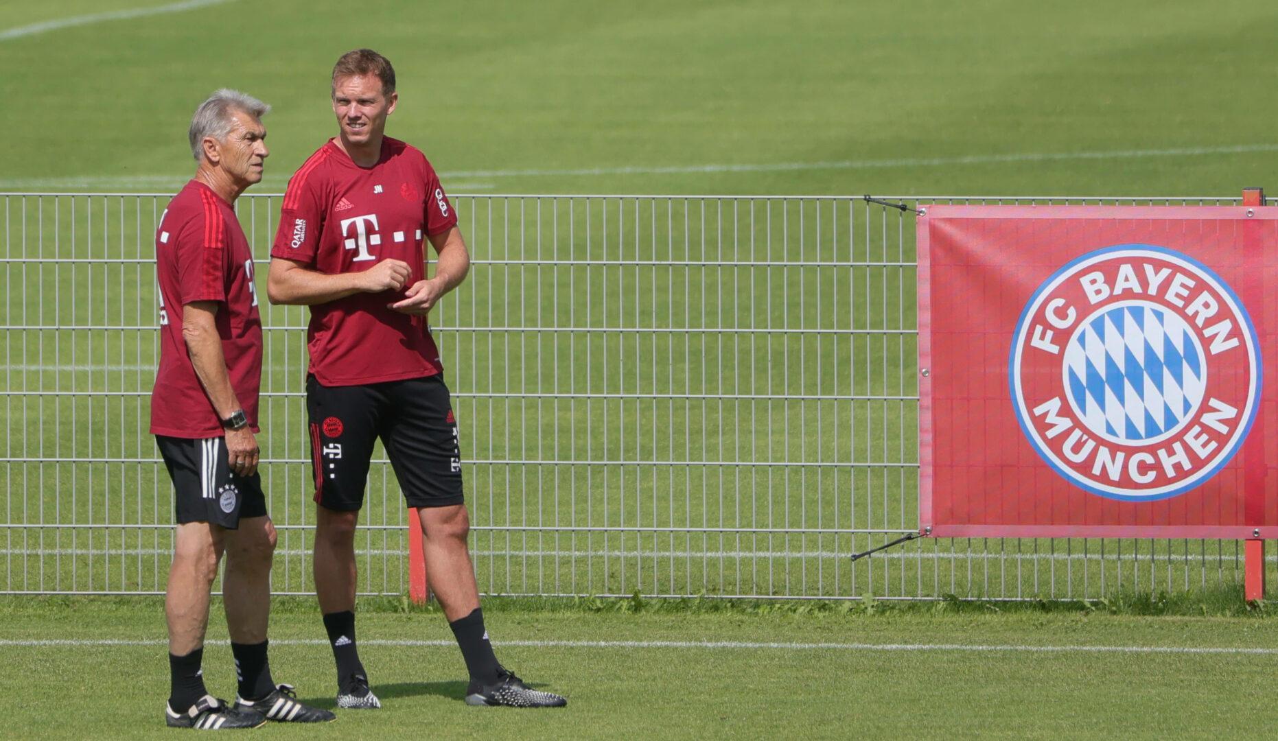Pokalduell zwischen dem FC Bayern und Bremer SV abgesagt