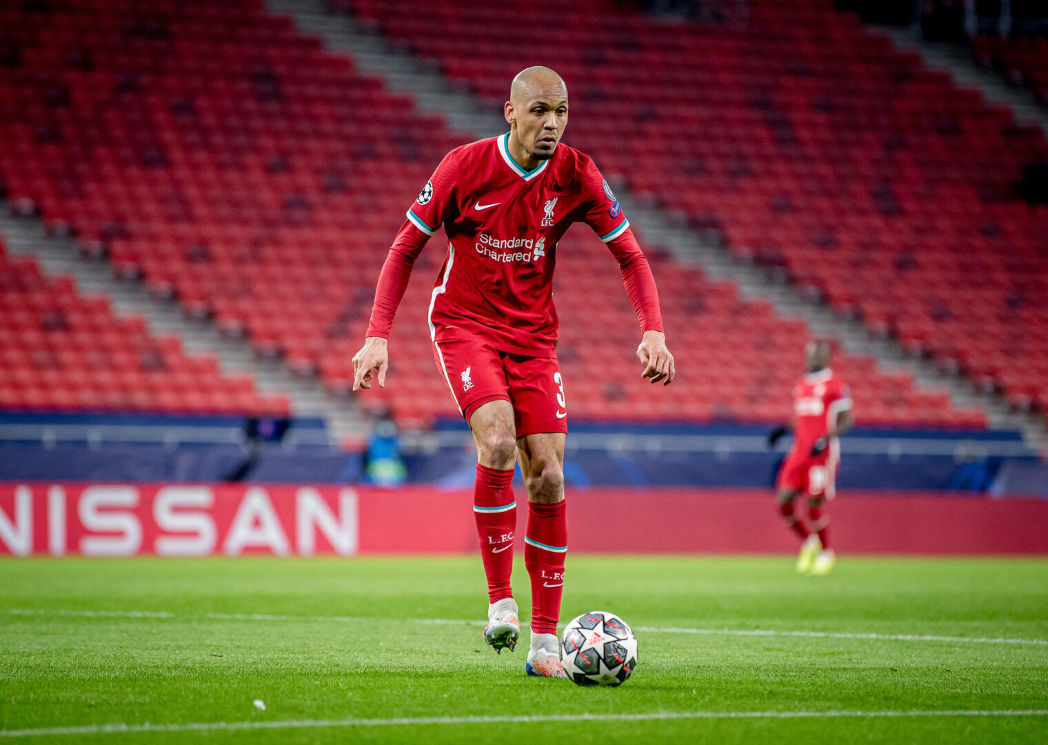Liverpool | Fabinho verlängert langfristig