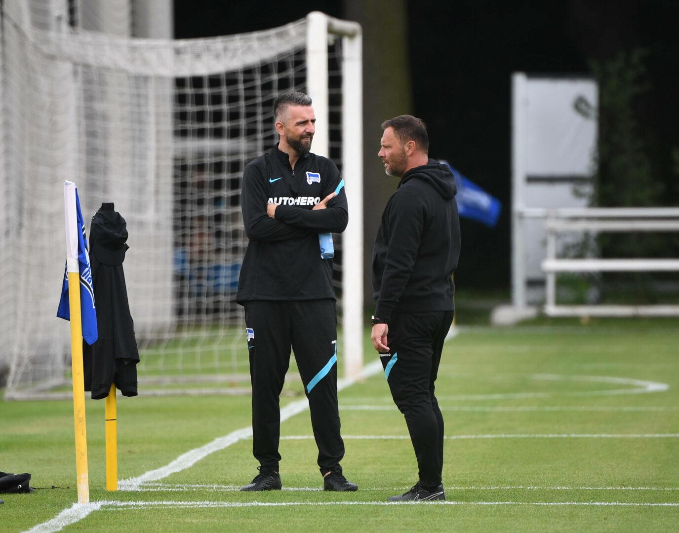 Offensivcoach: Ibišević ergänzt Trainerteam von Hertha BSC
