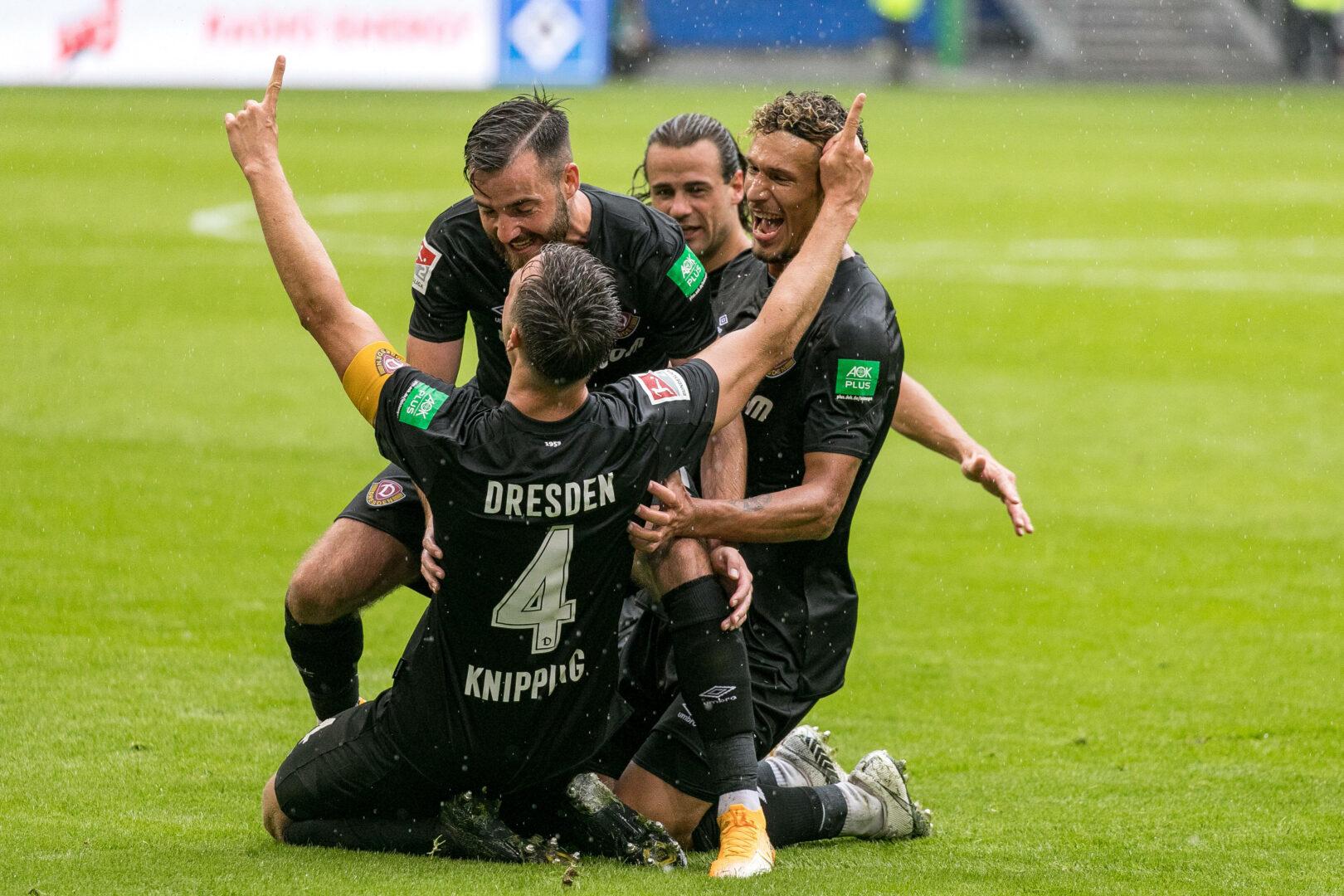 Vorschau DFB-Pokal: Der Freitag u.a. mit 1860 und Dresden