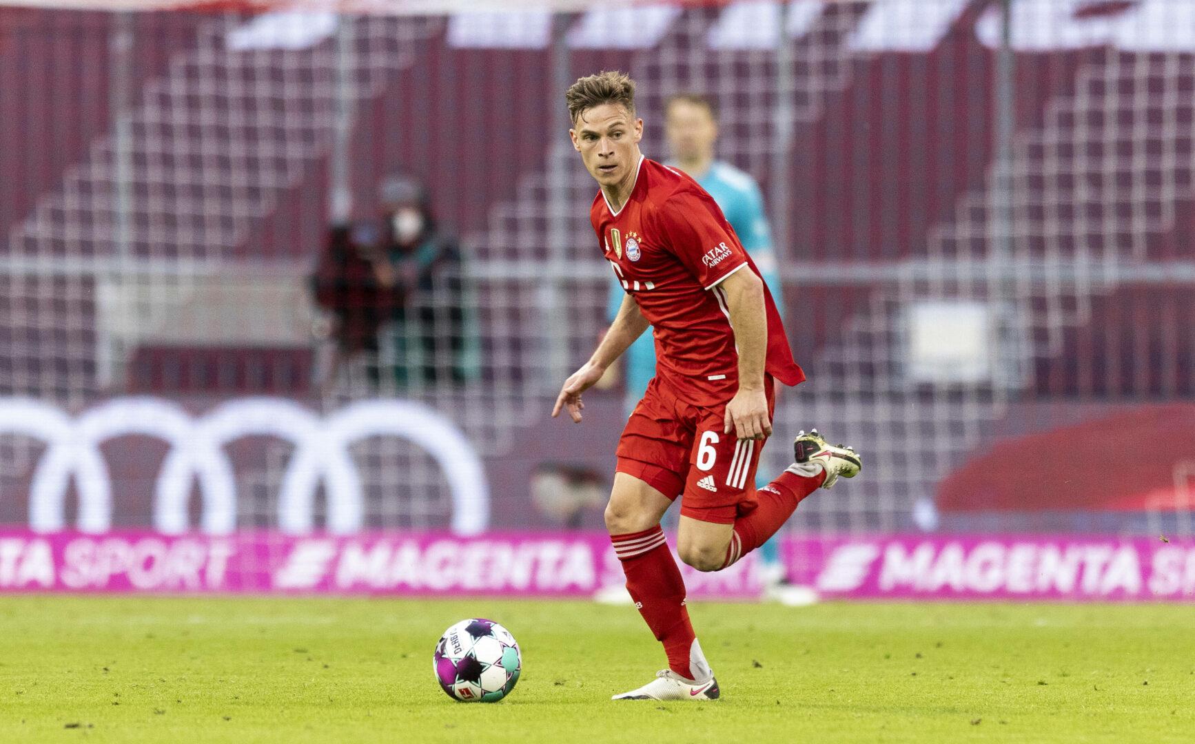 Kimmich FC Bayern Vertragsverlängerung