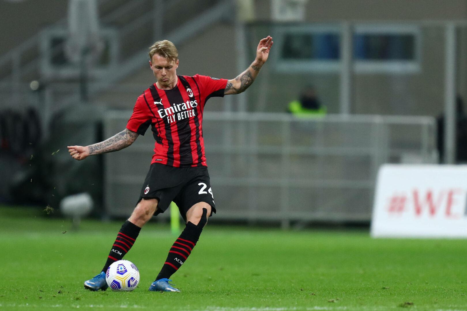 Kjaer AC Milan