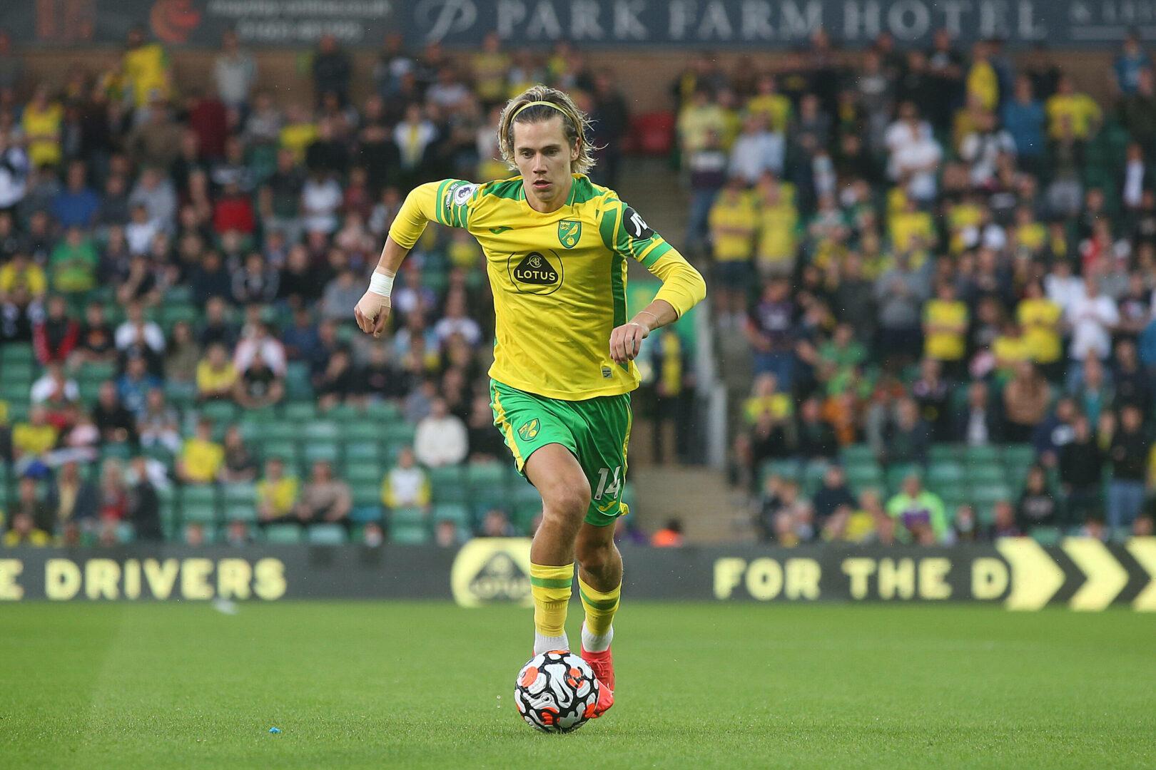 Cantwell Aston Villa Grealish Norwich