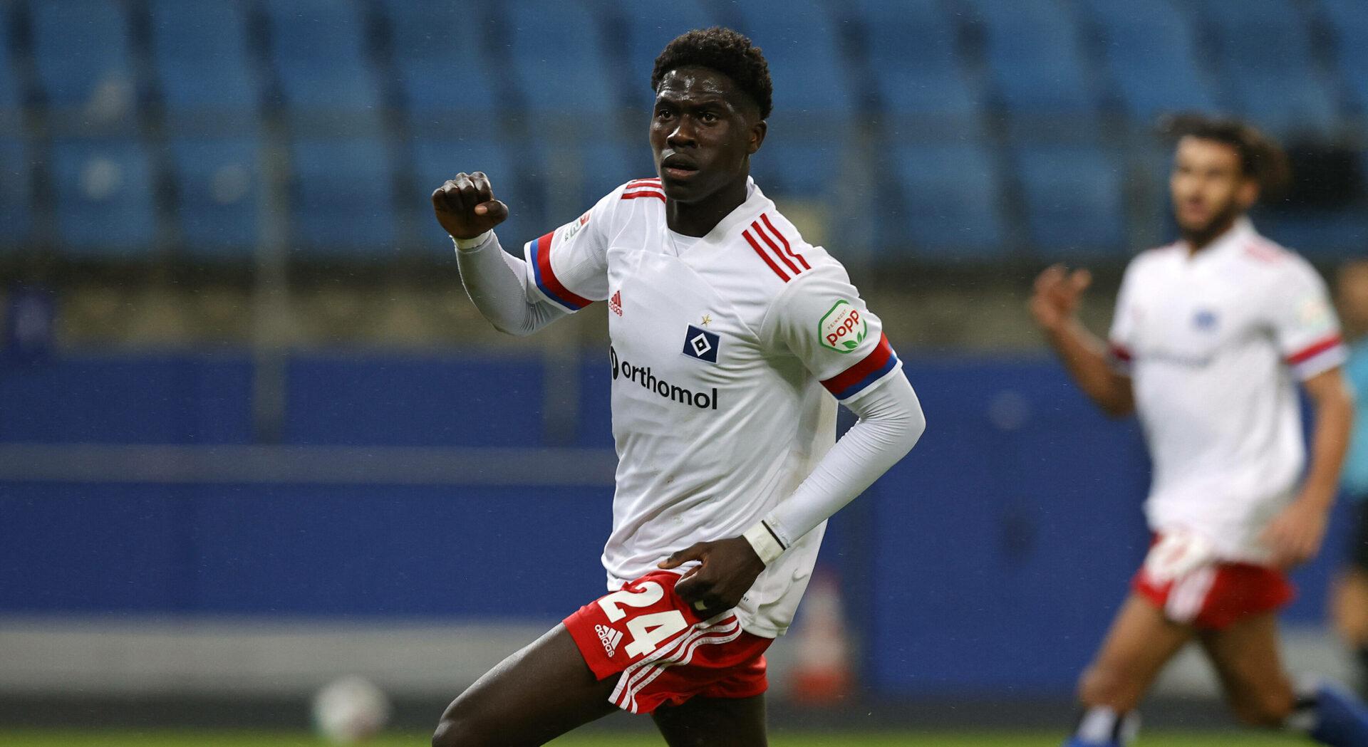 Bestätigt: Onana wechselt vom HSV nach Lille