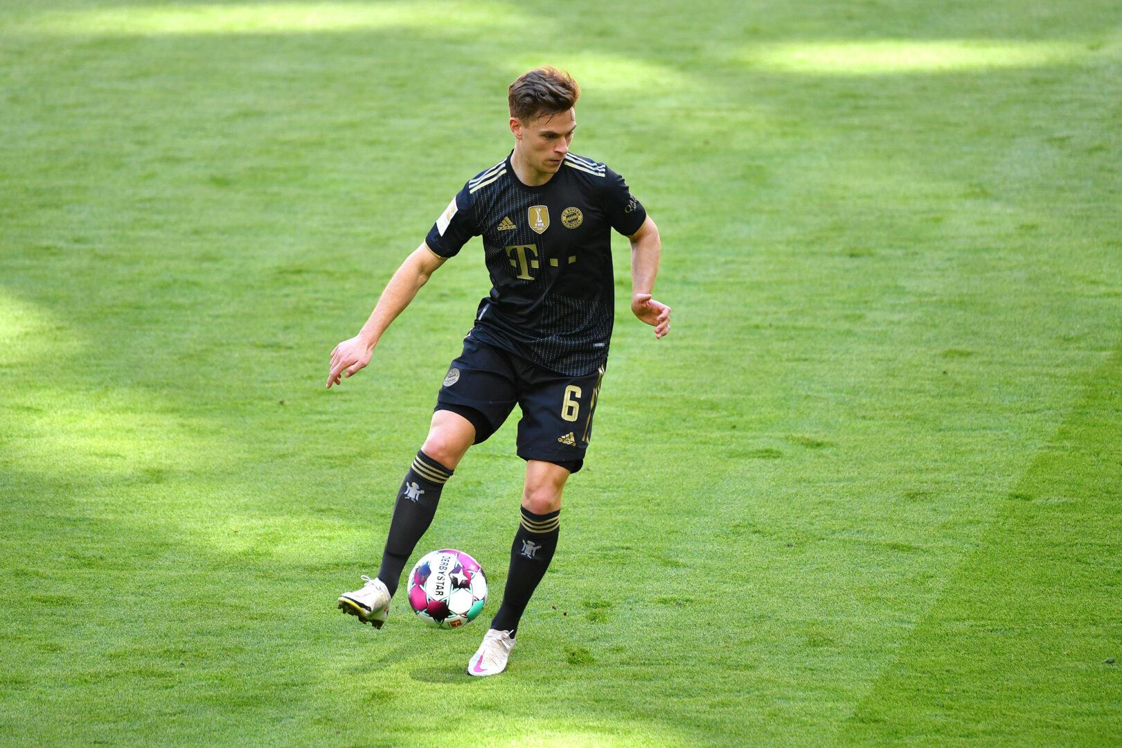 Bestätigt: Joshua Kimmich verlängert Vertrag beim FC Bayern!
