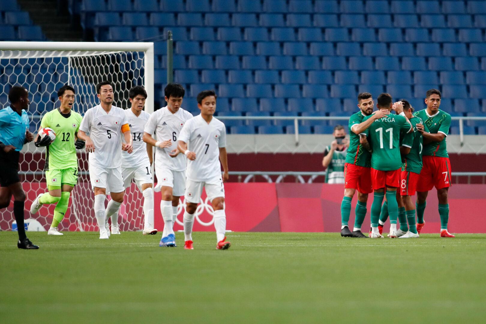 Olympia: Mexiko sichert sich mit Sieg gegen Japan Platz 3