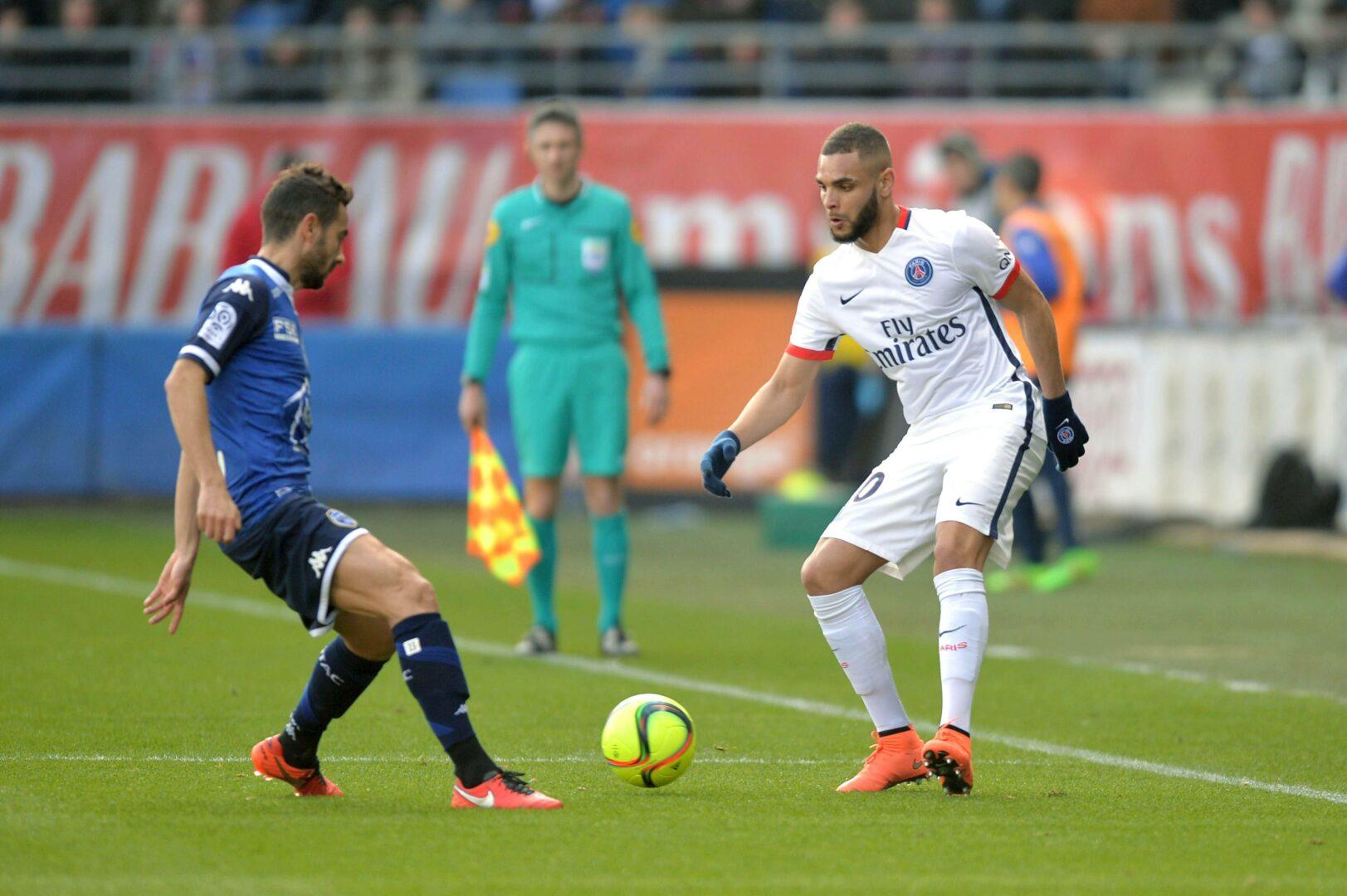 Troyes PSG Ligue 1