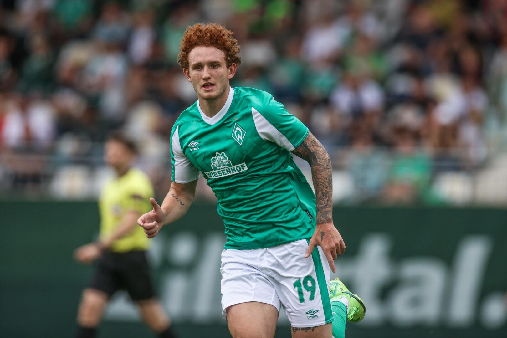 Sargent Werder Bremen Wechsel