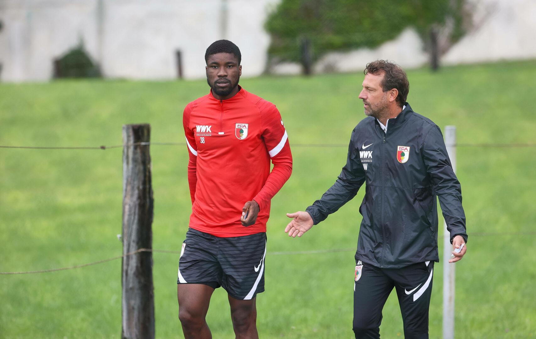 Kevin Danso: FC Augsburg bestätigt Einigung mit dem RC Lens