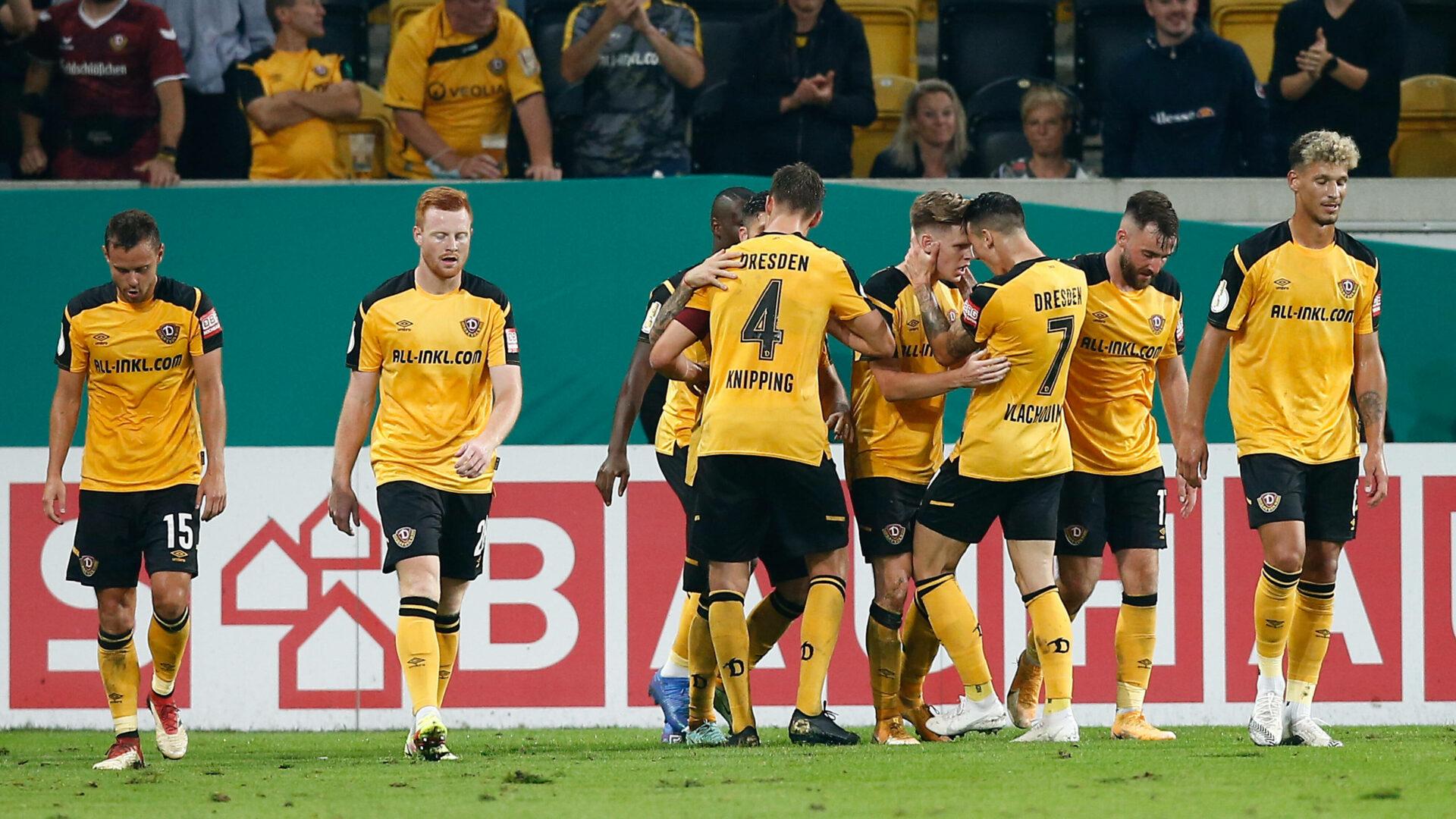 DFB-Pokal | Kade schießt Dynamo weiter, Elfmeterdrama in München