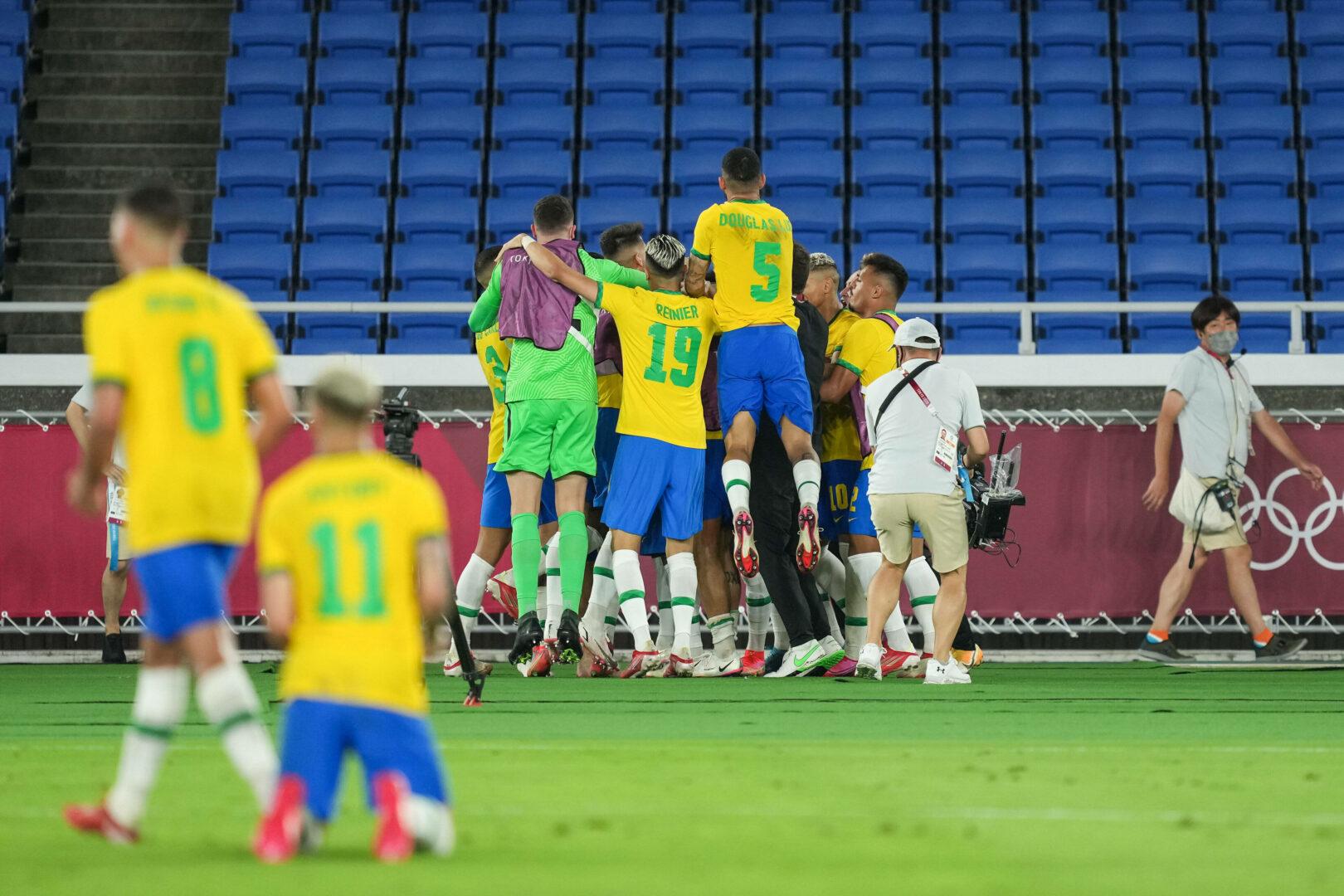 Olympia | Brasilien schlägt Spanien und sichert sich Gold!