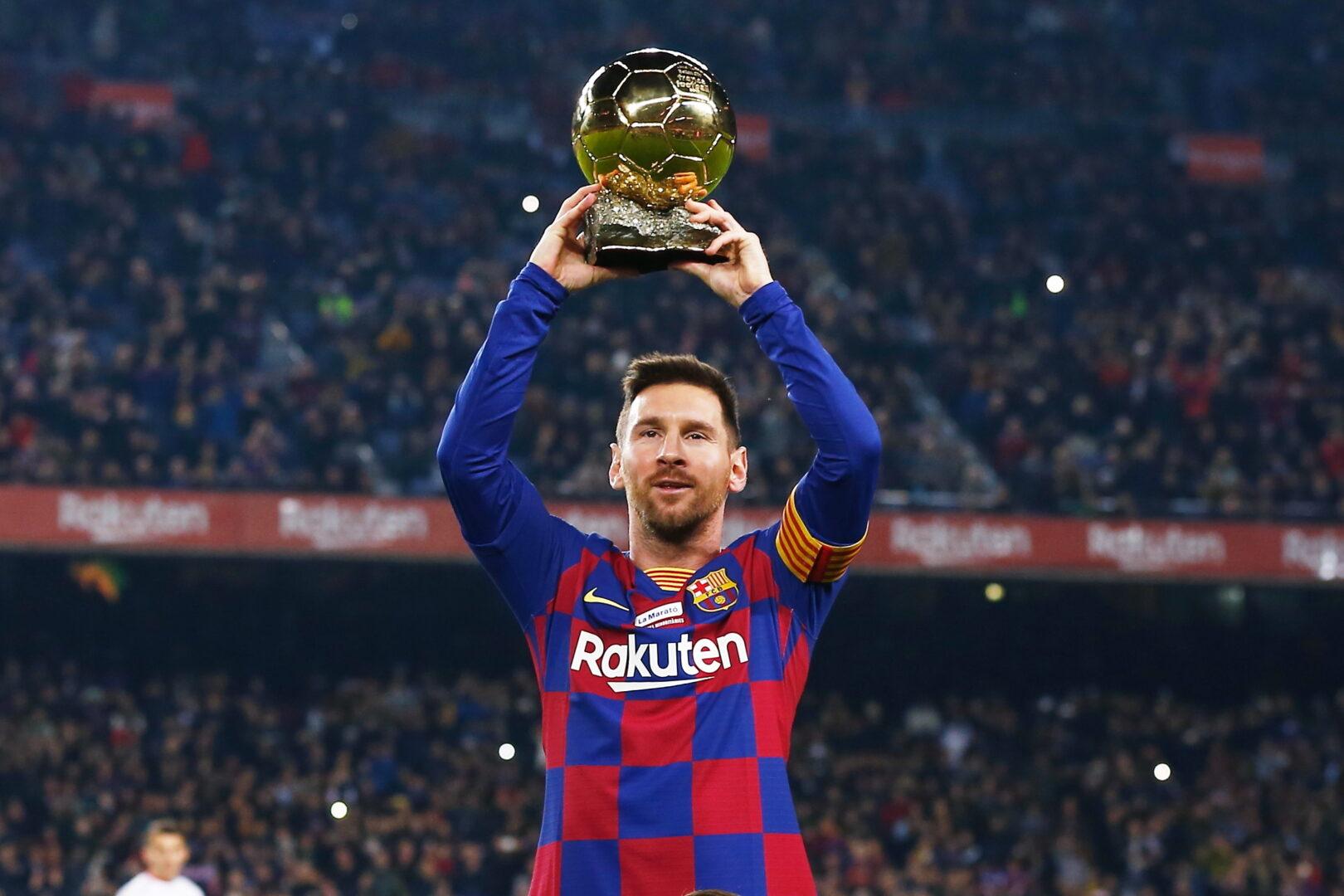 Messi Paris