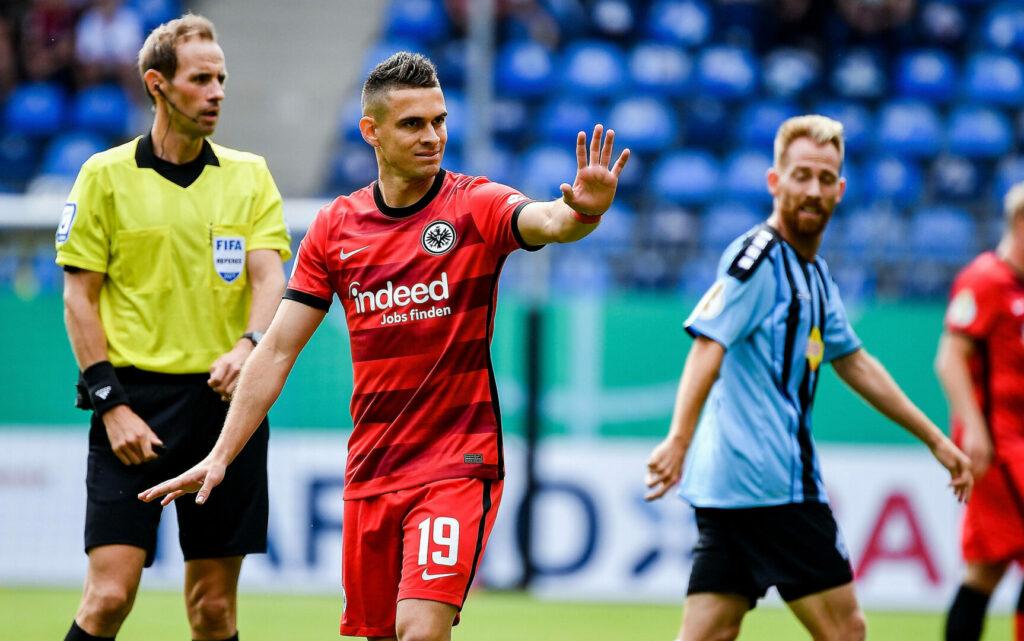 Rafael Borré Eintracht Frankfurt
