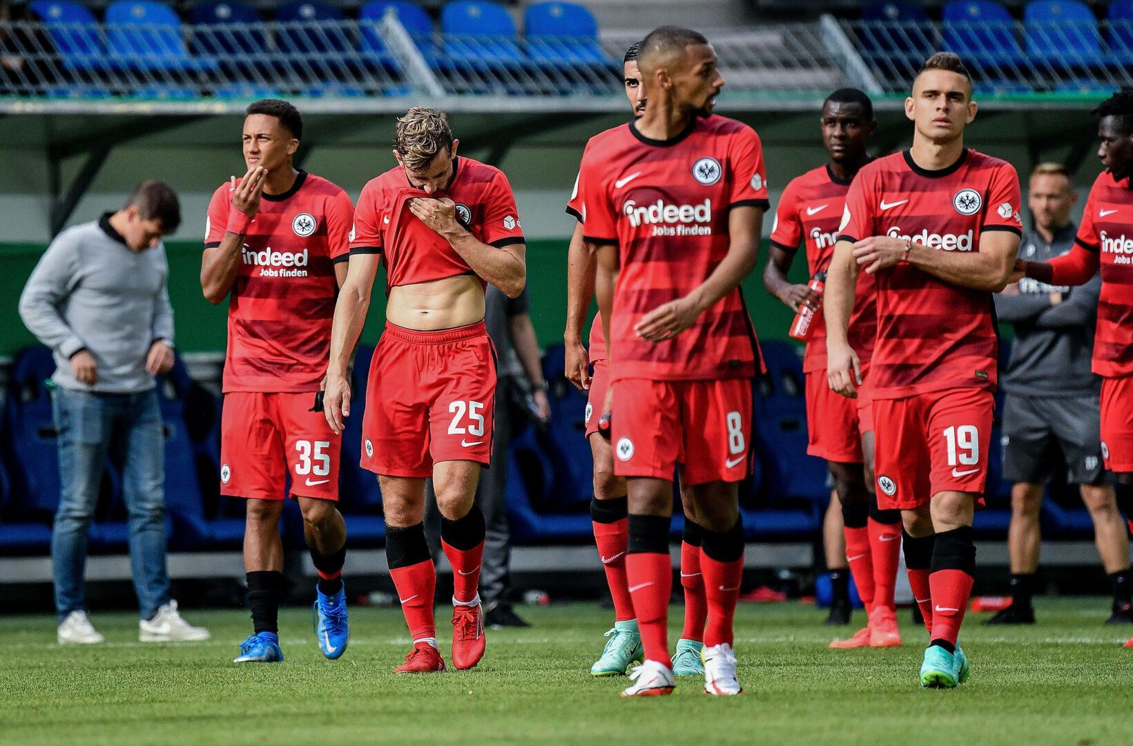 Bundesliga-Vorschau Teil 2: Eintracht Frankfurt, Gladbach, Greuther Fürth