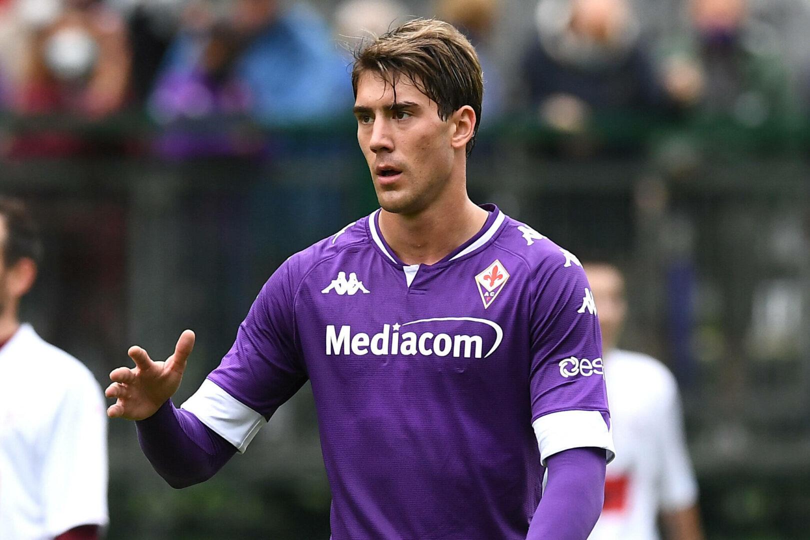 Fiorentina | Arsenal, Atletico und Tottenham mit Interesse an Vlahovic