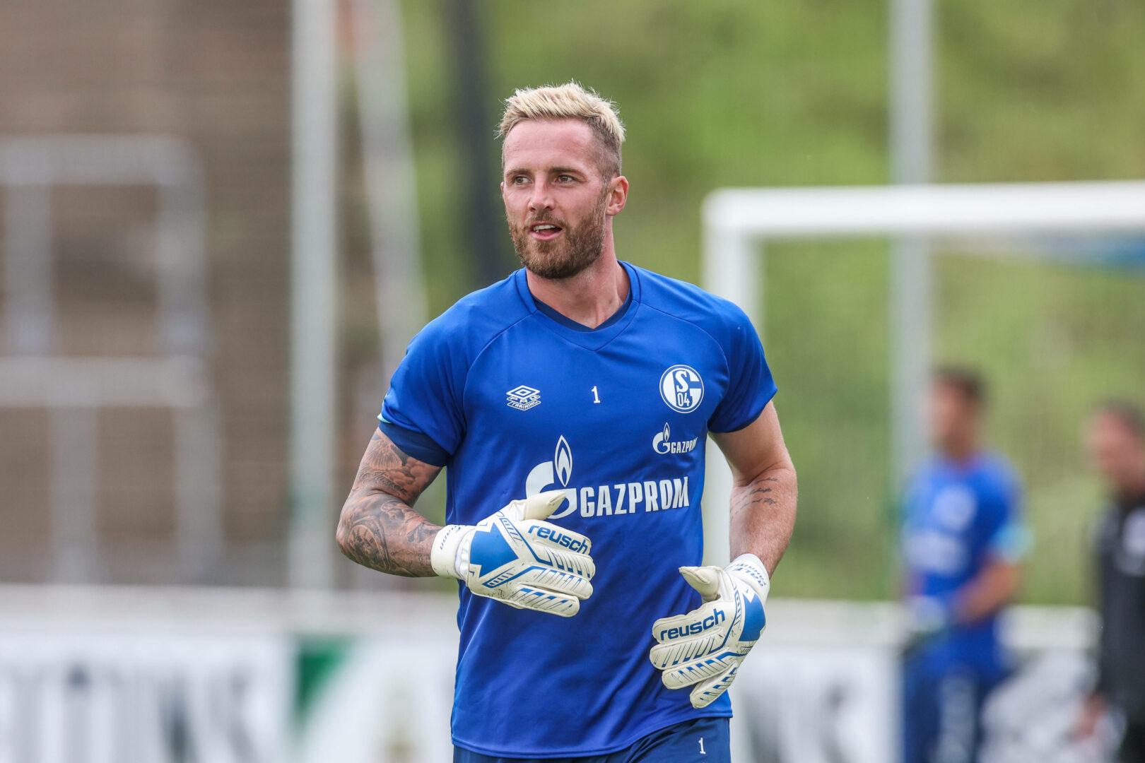 Fährmann Schalke 04 Matondo