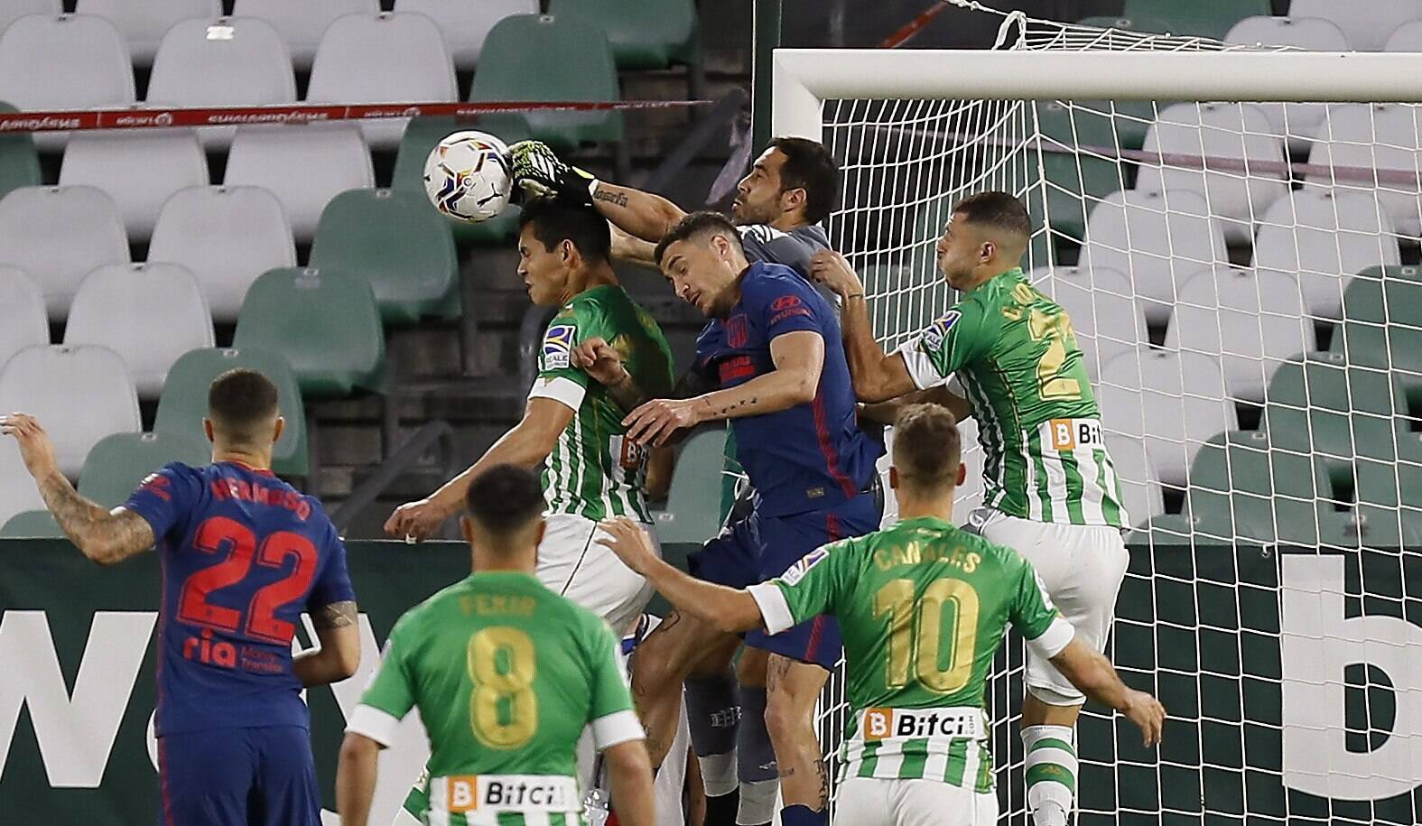 La Liga Vorschau Teil 3: Atletico, Real Betis, FC Cadiz, RCD Espanyol