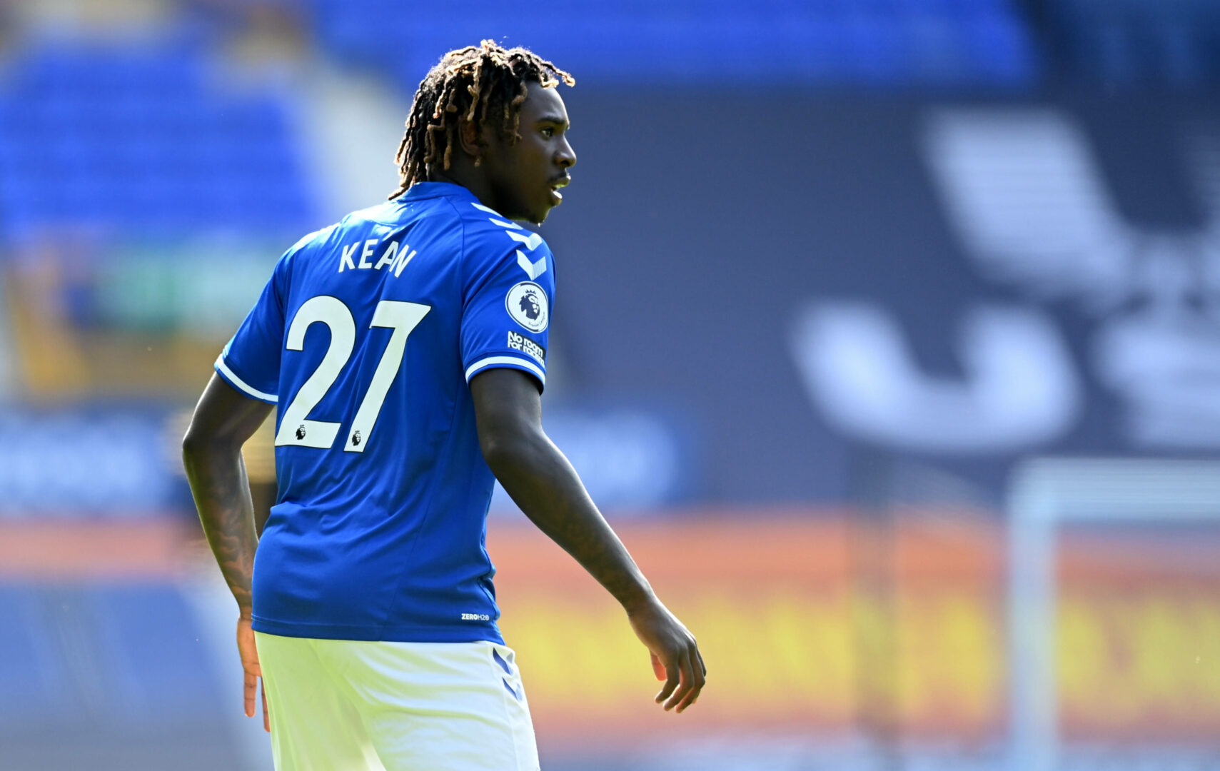 Inter wirft ein Auge auf Everton-Angreifer Moise Kean